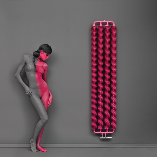 radiateur design terma ribbon vertical direct atelier. Black Bedroom Furniture Sets. Home Design Ideas