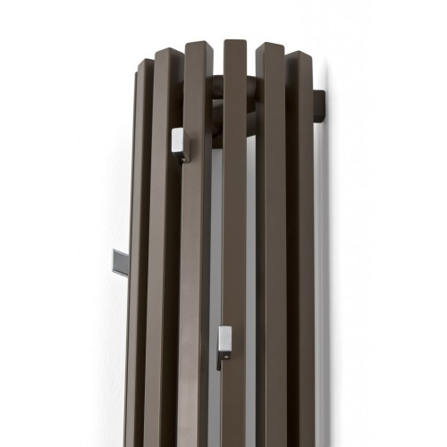 Radiateur design terma verus d 39 angle direct atelier for Radiateur a eau design